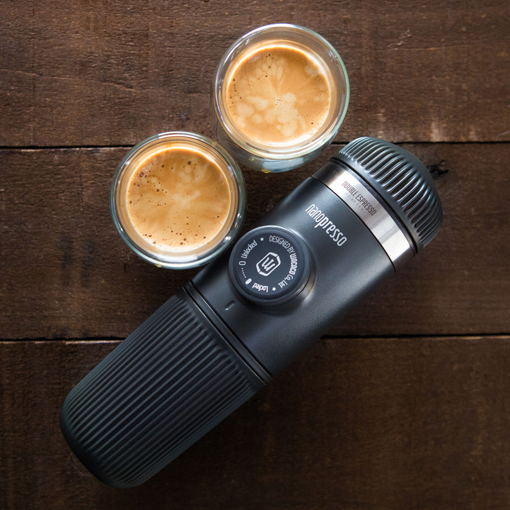 wacaco barista kit nanopresso portable coffee machine