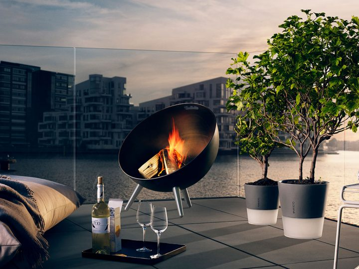 The ultimate garden accessory – fire pits