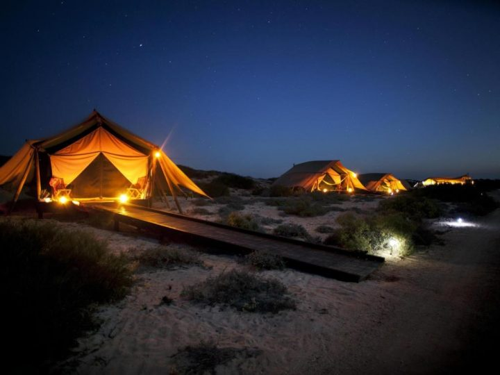 Ultimate Glamping Spots