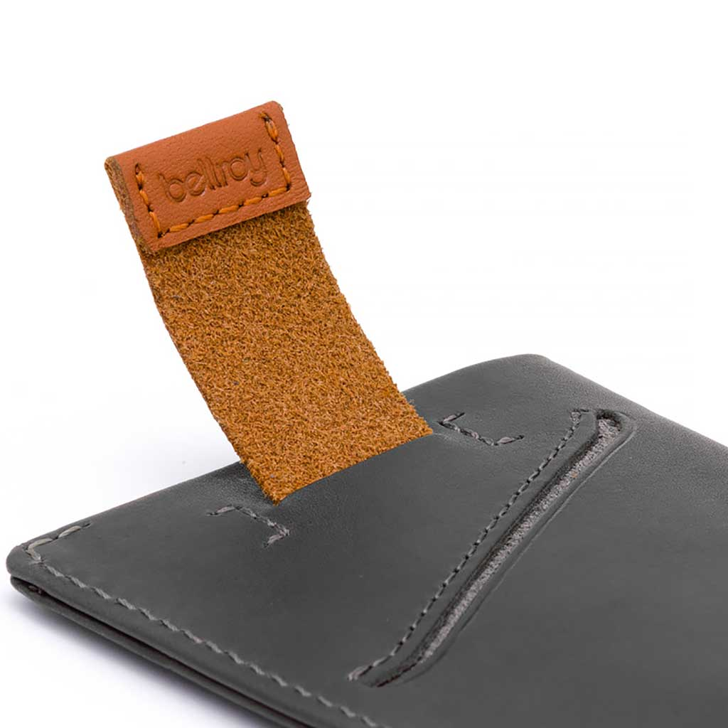 Bellroy Card Sleeve - Charcoal