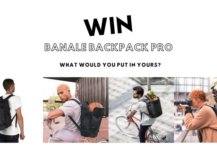 Win A Banale Backpack Pro Competition
